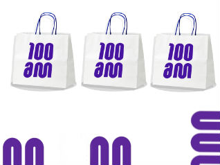 Make a dash for 100 AM goodies at the 100 AM Sprint!