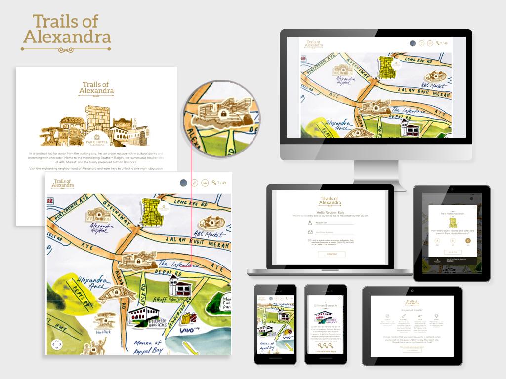 Social Media for Park Hotel Alexandra